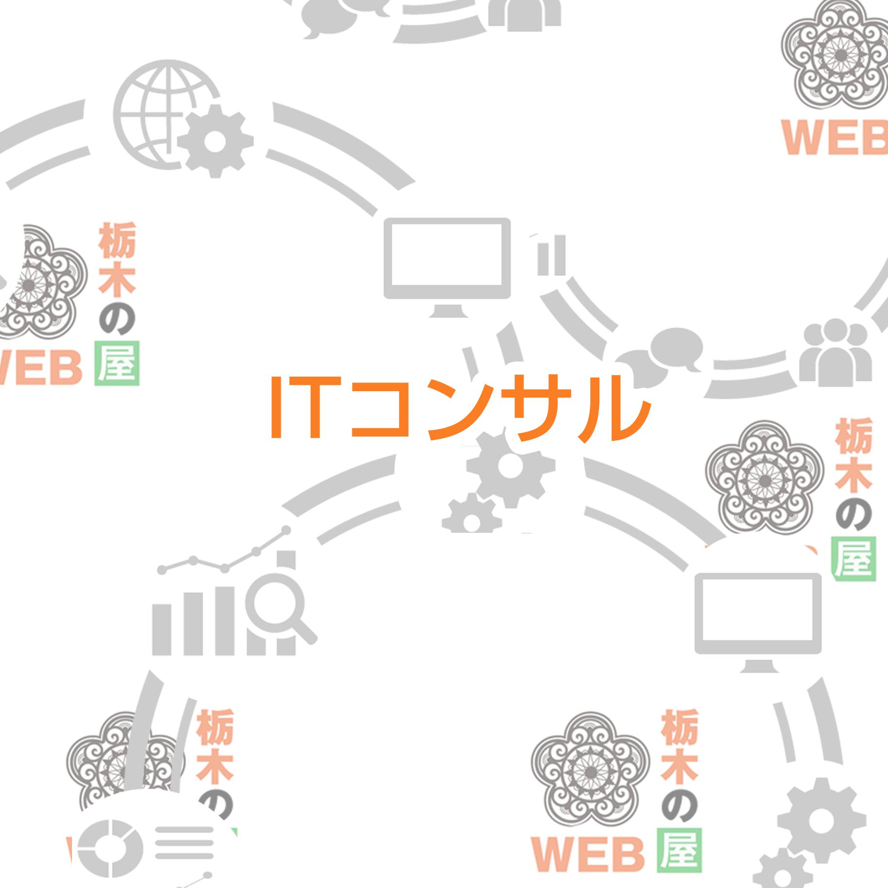 栃木のWeb屋のITコンサルティング|栃木のweb、ホームページ作成・翻訳、インバウンド事業・各種販促物デザイン、集客、越境EC、ワードプレス構築は、栃木を見続ける宇都宮の地域密着型制作会社の栃木のWEB屋へ